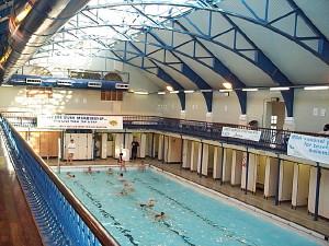 acton swimming pool work begins