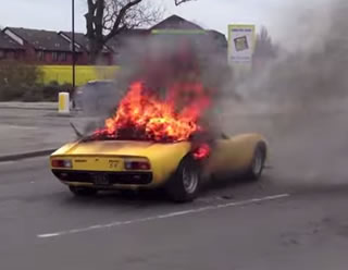 Acton Garage Sued Over Lamborghini Explosion